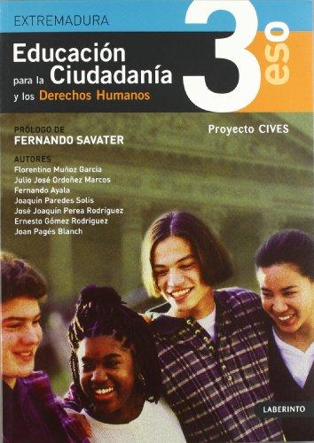 9788484833093: Educación para la ciudadanía y los derechos humanos