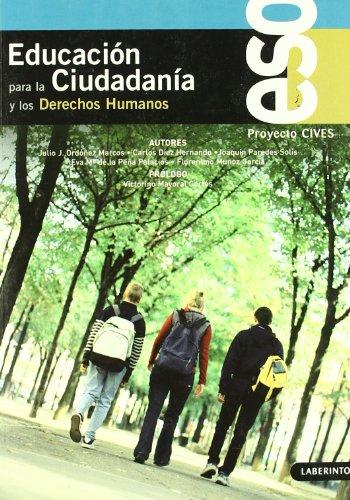 9788484833338: Educación para la ciudadanía y los derechos humanos