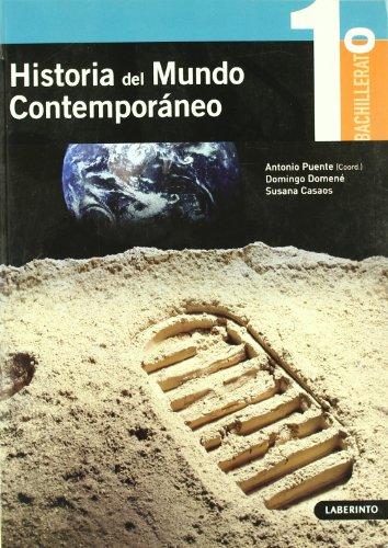 9788484833352: Historia del Mundo Contemporáneo 1º Bachillerato