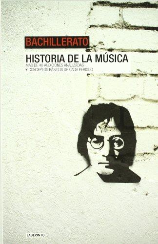 9788484833840: Historia de la Música