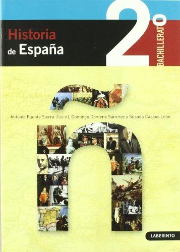 9788484833963: Historia de España 2º Bachillerato