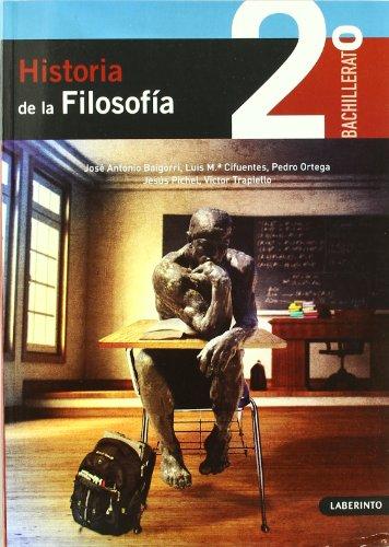 9788484833987: Historia de la Filosofía 2º Bachillerato