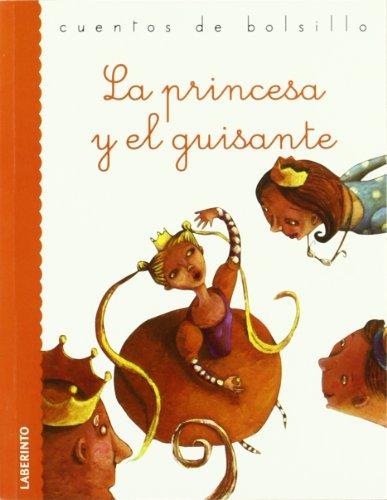 9788484834588: La princesa y el guisante (Cuentos de bolsillo)