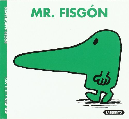 9788484835332: Mr Men & Little Miss...: Mr. Fisgon (Spanish Edition)