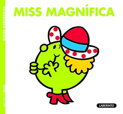 9788484835370: Miss Magnífica (Little Miss)