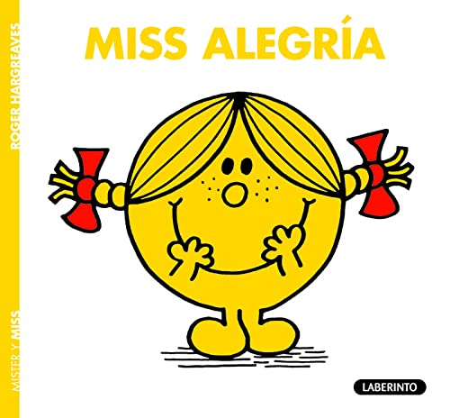 9788484835387: Mr Men & Little Miss...: Miss Alegria (Spanish Edition)