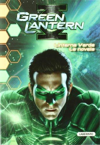 Linterna Verde.La novela (Paperback): AA.Vv.