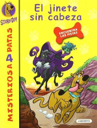 9788484835776: Scooby-Doo. El jinete sin cabeza (Misterios a 4 patas)