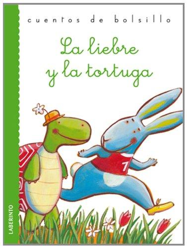 9788484835851: La liebre y la tortuga (Cuentos de bolsillo III)