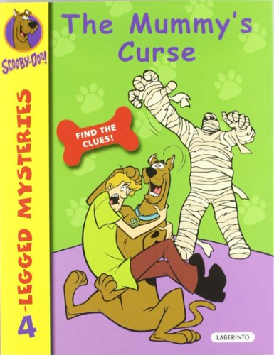 9788484835943: Scooby-Doo.The Mummy's Curse