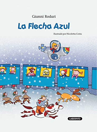 9788484836216: La flecha azul / The Blue Arrow (Spanish Edition)