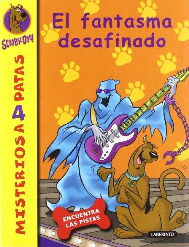 9788484836353: Scooby-Doo. El fantasma desafinado (Spanish Edition)