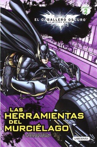 9788484836667: EL CABALLERO OSCURO. Las herramientas del murciélago: EL CABALLERO OSCURO: LA LEYENDA RENACE (Caballero Oscuro Leyenda)