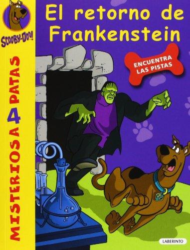 Scooby Doo .El retorno de Frankestein (Spanish: James Gelsey
