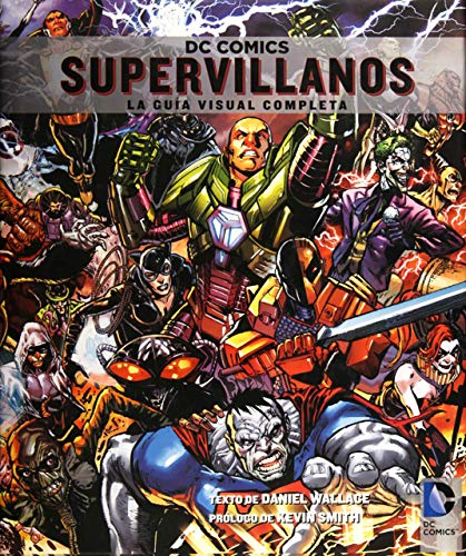 9788484837510: DC Comics. Supervillanos