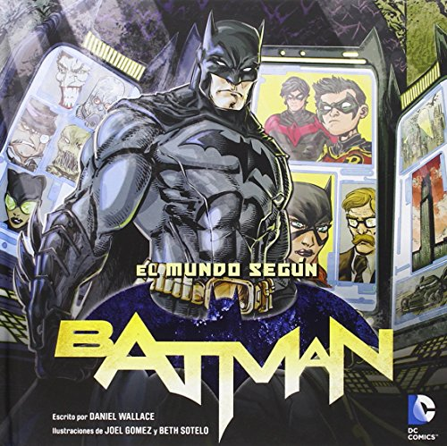 9788484837541: El mundo según Batman
