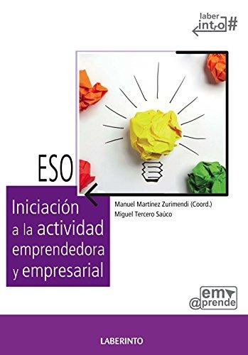9788484838012: LOMCE Iniciación a la actividad emprendedora y empresarial - 9788484838012
