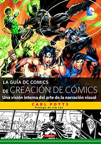 9788484838159: La guía DC Comics de creación de cómics