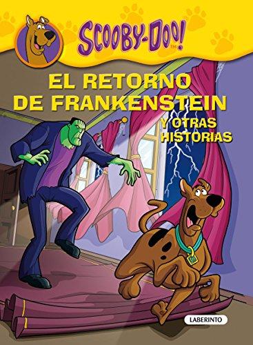 9788484838166: Scooby-Doo. El retorno de Frankenstein y otras historias