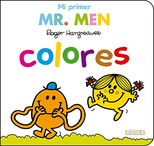9788484838678: Mi primer Mr. Men: colores - 9788484838678