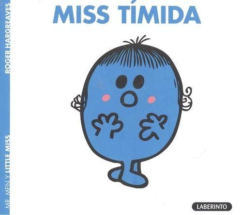 9788484839101: Miss Tímida (Mr. Men & Little Miss)