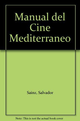 9788484842279: Manual del Cine Mediterraneo