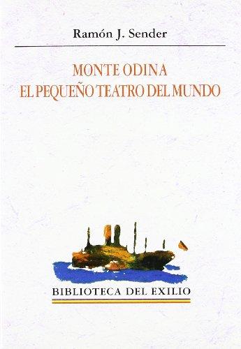 9788484851240: Monte odina: el pequeño teatro delmundo
