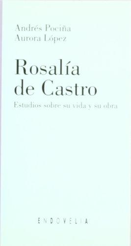 9788484870555: Rosalía de Castro