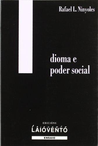 9788484870821: Idioma e poder social