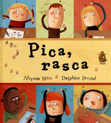9788484880387: Pica, Rasca/ Scritch Scratch (Spanish Edition)