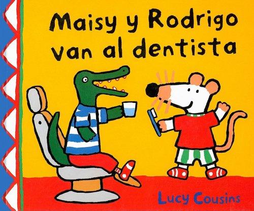 9788484880431: Maisy y Rodrigo van al dentista (Maisy Y Sus Amigos)