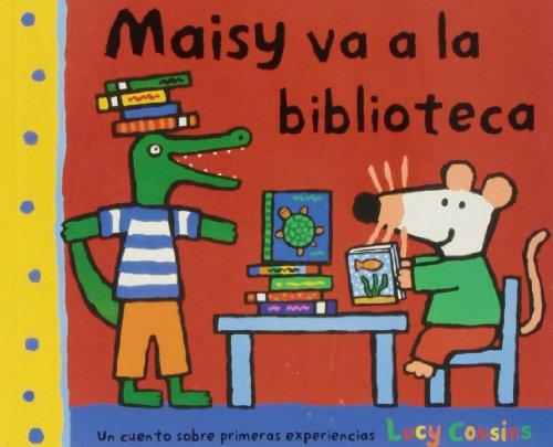 9788484882138: Maisy va a la biblioteca: 028 (OTROS INFANTIL)
