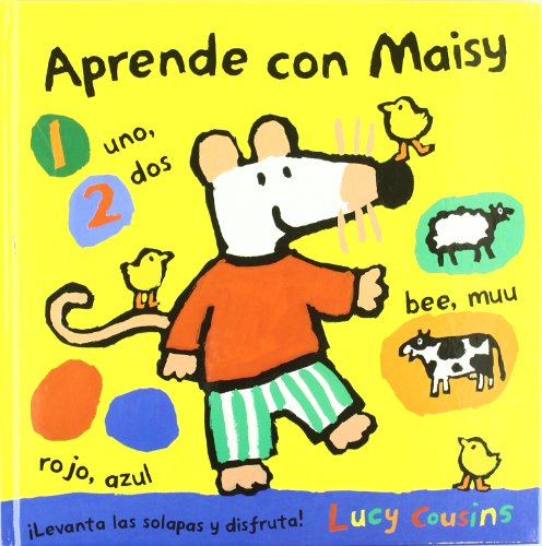 9788484882237: Aprende con Maisy (Spanish Edition)