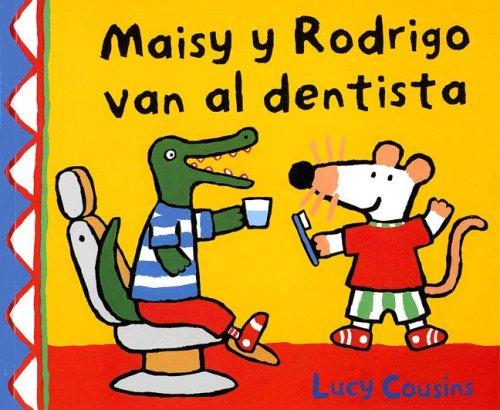 9788484882435: Maisy y rodrigo van al dentista
