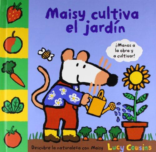 9788484882541: Maisy cultiva el jardín (OTROS INFANTIL)