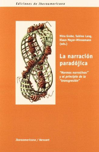 9788484892854: La narración paradójica.