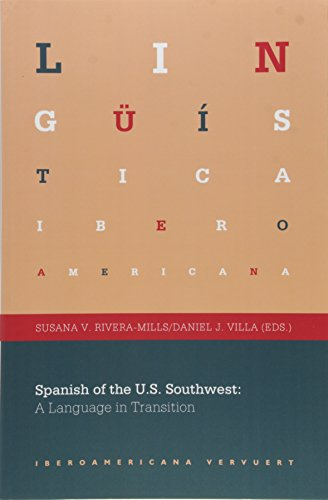 9788484894773: Spanish of the U.S. Southwest: A Language in Transition.