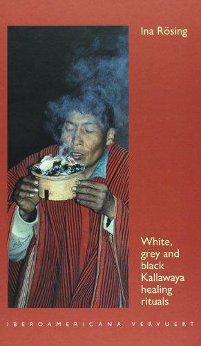 9788484895121: White, Grey and Black Kallawaya Healing Rituals