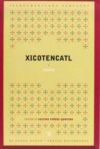 9788484896005: Xicotencatl. (Spanish Edition)