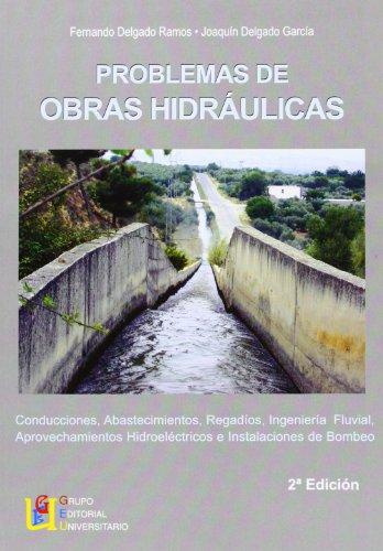 9788484915010: Problemas Obras Hidráulicas - 2ª Edición