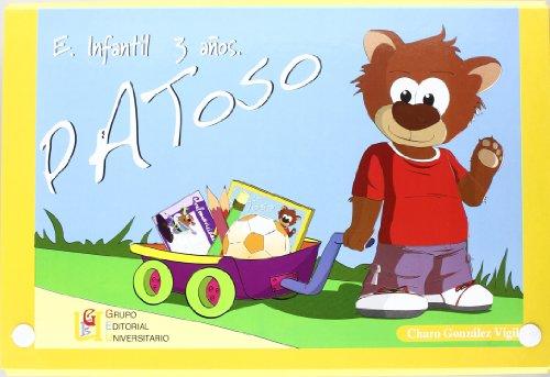 9788484918288: PATOSO E INFANTIL 3 AÑOS (ESTUCHE)