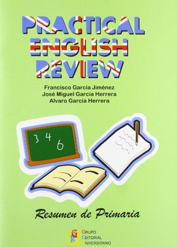 9788484919575: Practical english review Resume de primaria