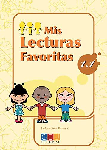 9788484919681: Mis Lecturas Favoritas 1.1