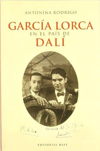 9788485031245: García Lorca En El País De Dalí (Base Hispánica)