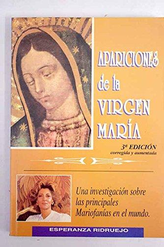 9788485036394: Apariciones de la virgen María