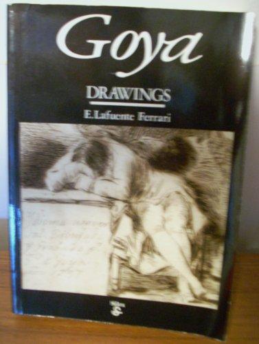 9788485041435: Goya Drawings (Sílex arte)