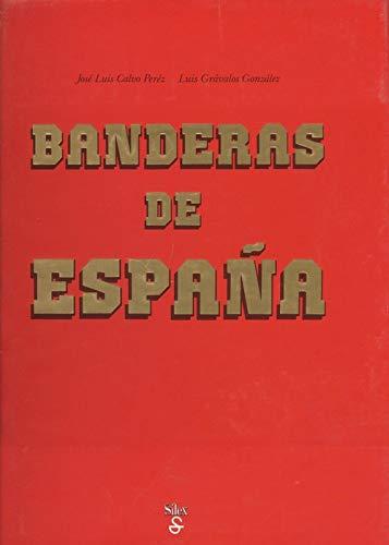 9788485041787: Banderas de España (Grandes libros)