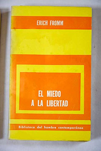 9788485043033: EL MIEDO A LA LIBERTAD