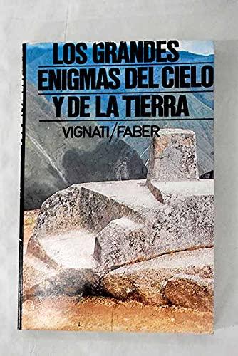 9788485047130: grandes_enigmas_del_cielo_y_de_la_tierra