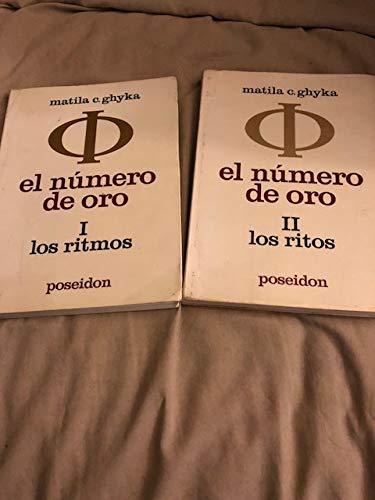 9788485083114: Numero de Oro, El - I Los Ritmos - II Los Ritos (Spanish Edition)